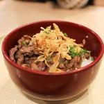 東濃ぐりる - 料理写真:ビフめし☆