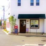 緑町cafe - R171沿い お店の横に駐車スペース有り
