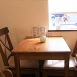緑町cafe - イイカンジの家具