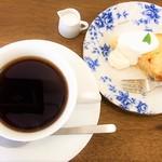緑町cafe - 緑町ブレンド¥400(税込)