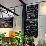 カフェ ブボ セカンドハウス - 隣のお部屋から、ちびっ子の声が(^O^)  ママがたくさんいます。