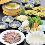 八かく庵 - 『鰤と京野菜の柚子豆乳鍋』さっぱり柚子風味のヘルシー豆乳鍋プラン