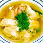 ■エビワンタンスープ