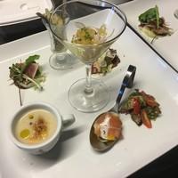 クッチーナ マンテカーレ - ある日のコースの前菜