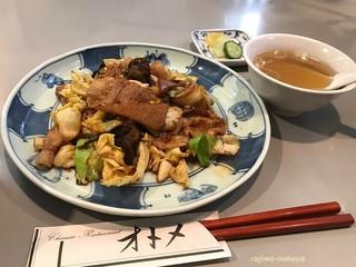 オトメ - 野菜の味噌炒め定食