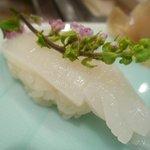 寿司割烹 小松 - 剣先烏賊