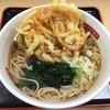 名代 箱根そば - 料理写真:かき揚げ天そば(390円)