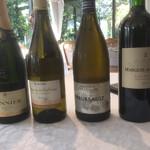 オーベルジュ・オー・ミラドー - ペアリング ワイン (2016.11)