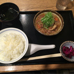 58659047 - 煮込み定食 ¥850-