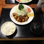 和風レストラン みよし - トンテキ定食