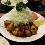 和風レストラン みよし - トンテキ(150g)