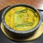 和風レストラン みよし - 裾野水餃子カレー味