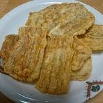 えびせん家族 - 料理写真:穴子黄金姿焼