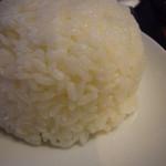 スコンター - 白飯