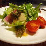 TEPPAN DINING KAMIYA - 野菜サラダ