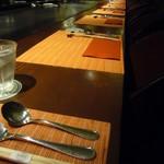 TEPPAN DINING KAMIYA - 内観