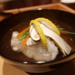 奈良 而今 - ☆煮物椀クエ&松茸(*^^)v☆