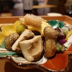 奈良 而今 - ☆ぐじフォアグラ焼き&のどぐろ西京味噌焼き(#^.^#)☆