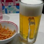 58661820 - 生ビールとお通しで500円