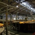 サントリー白州蒸溜所 - 発酵槽