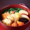 結玉 - 料理写真:冬の具だくさんしっぽくうどん