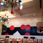 58663261 - 安西水丸さんの壁画が素敵