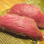 門前仲町肉寿司 - 赤身