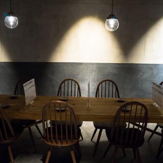 奥渋谷の大人の隠れ家空間!個室もあります!