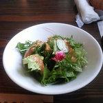 カーサ ノストラ ももや食堂 - サラダ