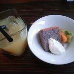 カーサ ノストラ ももや食堂 - ドリンク・デザート
