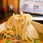 らーめん専門 和海 - 塩ミックス(麺)
