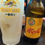 満麺屋 - ホッピー