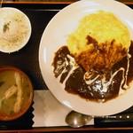 東京厨房 - ふわっふわ卵の東京厨房オムライス 800円
