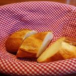 58675643 - フランスパン いつもお代わりしちゃいます(16-10)
