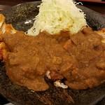 九州沖縄食堂 チキ南亭 - 料理写真:カレーチキン南蛮