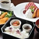 森のボナペティ - 評判の平日ランチ限定日替わりビストロ弁当1,100円
