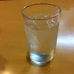 啓徳 - 冷たい水。 うまし。