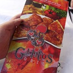 Galitos Grill - メニュー