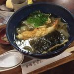 三芳屋 - 天ぷらきしめん