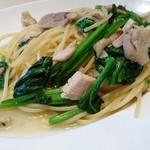 イタリアーナ エノテカ ドォーロ - さすがにこれは食べきれない塩辛さ。。。
