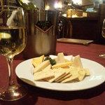 甲板屋 - 白ワインとチーズ取り合せ(10/11/20)