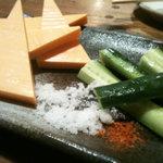 5868817 - チーズ&きゅうり