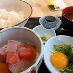 58680391 - 海鮮丼(セット)
