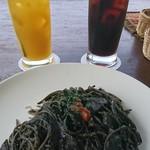 cafe 森のテラス - 料理写真: