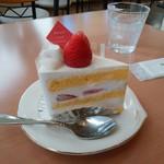 ミツバ - ショートケーキ