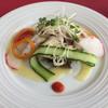 レストランファミーユ - 料理写真:前菜