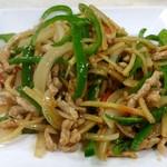 百菜 - チンジャオロース