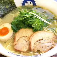 べらしお - べらしお風煮干しらーめん780円…煮干しの風味豊かな濃厚スープ!