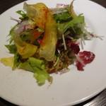 ブラッセリー エール - ランチ サラダ
