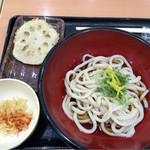 地粉屋 福ろう製麺 - 料理写真: